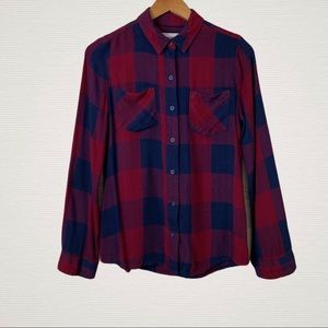 Authentic American Heritage Plaid Shirt